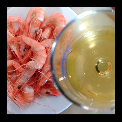 maridaje de vinos y comida